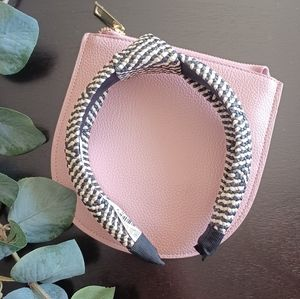 F21 Knotted Basketwoven Headband